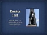 American Revolution Bunker Hill QT Slideshow