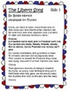 American Revolution CLOSE Read Using Song Lyrics: The Libe