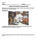 American Revolution Causes DBQ Packet