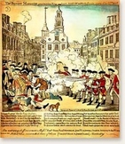 American Revolution Causes with Youtube Hyperlinks, Pics and Animation