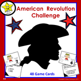 American Revolution Challenge Game