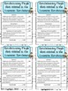 American Revolution Common Core Report with Rubric