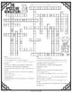 American Revolution Crossword Comprehension Puzzle