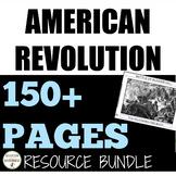 American Revolution Curriculum Bundle for Revolutionary War