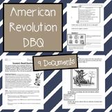 American Revolution DBQ