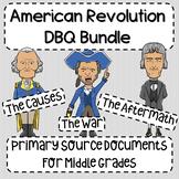 American Revolution DBQ Bundle!