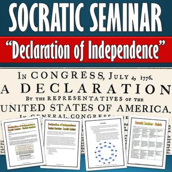 American Revolution - Declaration of Independence - Socrat