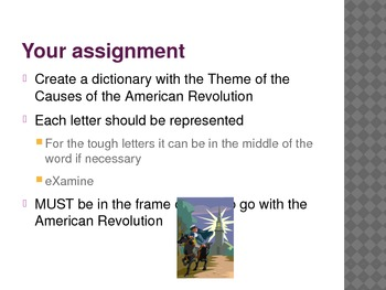 American Revolution Dictionary