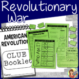 American Revolution Escape Room - Social Studies