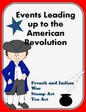 American Revolution Events
