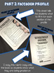 American Revolution Facebook Profile Project {4th & 5th Grade}