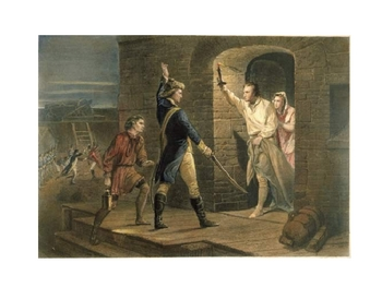 American Revolution - Fort Ticonderoga and Crown Point