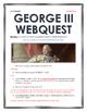 American Revolution - George III - Webquest with Key (Life