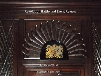 American Revolution Heads-up Battle Review