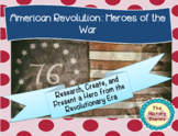 American Revolution: Heroes Project
