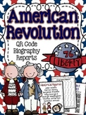 American Revolution Historical Figures Biography Reseach R