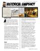 American Revolution Historical Snapshot Close Reading & War-O-Meter Activity