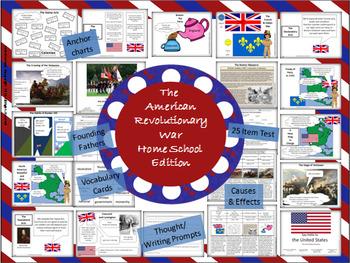 American Revolution Homeschool Edition
