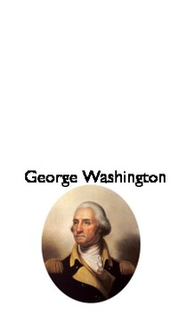 American Revolution:  Index Card Graphic Organizers