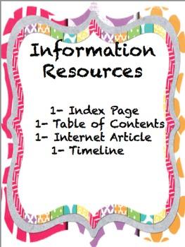 American Revolution Information Resources