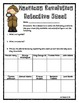 American Revolution Interactive Detective Worksheet