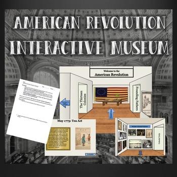 American Revolution Interactive Museum