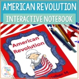 American Revolution & Revolutionary War Interactive Notebook