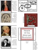 American Revolution Interactive Notebook