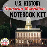 American Revolution Interactive Notebook Kit