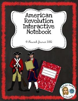 American Revolution Interactive Notebook: Print Edition