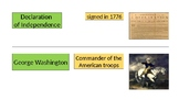 American Revolution Interactive Vocabulary Study Packet