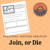 American Revolution - Join, or Die Analysis
