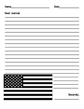 American Revolution Journal Entry