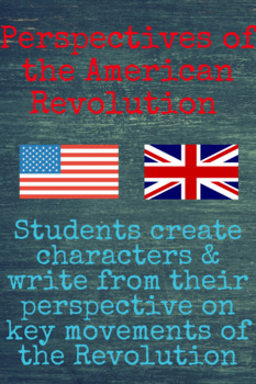 American Revolution Journal Ongoing Project