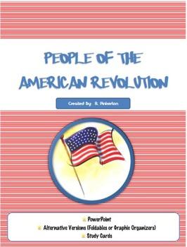 American Revolution - Key People
