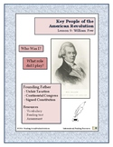 American Revolution - Key People Lesson 9 - William Few