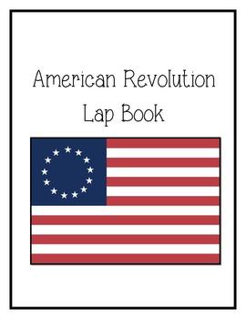 American Revolution Lap Book