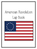 American Revolution Lap Book