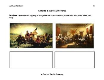 American Revolution Learning Guide