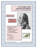George Washington - Revolutionary War Key People - Lesson 2