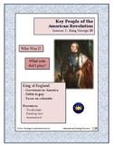American Revolution - Key People Lesson 1 - King George