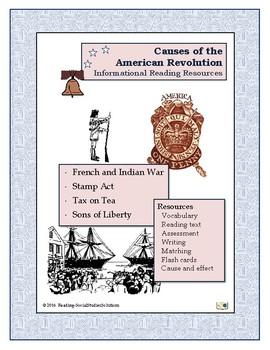 American Revolution - Causes