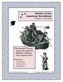 Trenton - Revolutionary War Battles -  Lesson 4