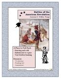 Valley Forge - Revolutionary War Battles - Lesson 6