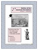 Yorktown - Revolutionary War Battles - Lesson 7