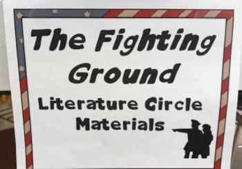 American Revolution Literature Circles ; middle school ; differentiated ; bundle