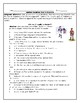 American Revolution: Loyalist and Patriot Identification Worksheet with Key