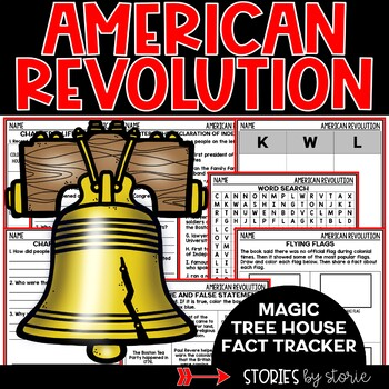 American Revolution (Magic Tree House Fact Tracker)