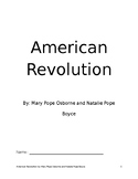 American Revolution (Magic Treehouse) Student Booklet