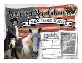 American Revolution Major Battles Activity